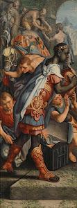 RIJKS: Pieter Aertsen: painting 1565