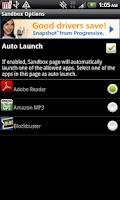 Screenshot of Android Parental Control