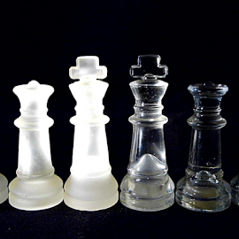 Royalty  by Lorie  Carpenter  - Artistic Objects Other Objects ( queens, artistic, chess, kings, objects, bishops )