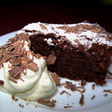 Almond Chocolate Cake (No Flour)