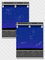 Screenshot of Enjoy L. Constellation Puzzle