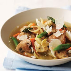 Spring Vegetable-Chicken Ragout