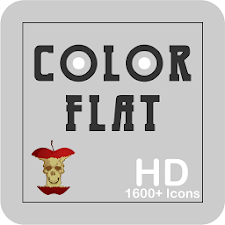 IconFlat - Color Icon Pack HD