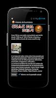 Screenshot of CUAC FM 103.4FM Radio A Coruña