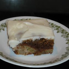 Washington Apple Cake