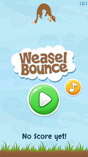 Weasel Bounce - screenshot