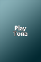 Screenshot of Whistle Ringtone