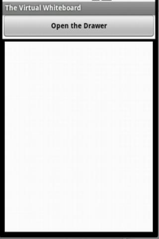 The Virtual Whiteboard
