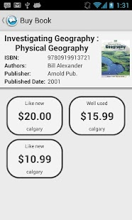 BookCycle Buy & Sell Textbooks - screenshot
