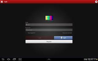 Screenshot of NuWin Live TV - Watch & Record