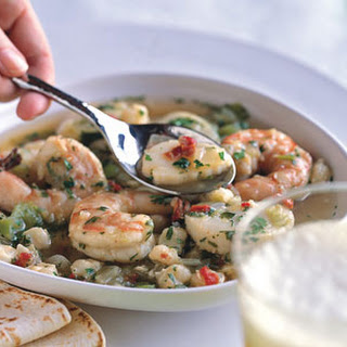 Shrimp and Scallop Posole