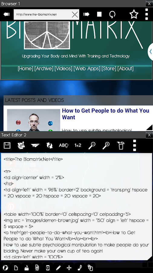 Multiscreen Multitasking THD Screenshot 13