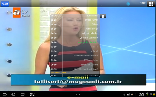 uyanık-tv for android screenshot