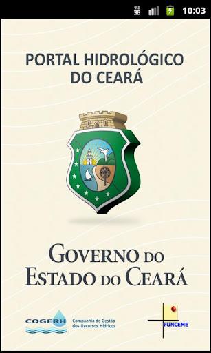 PORTAL HIDROLÓGICO DO CEARÁ