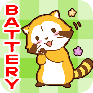 BATTERY WIDGET araiguma-rascal