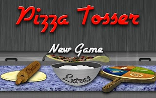Screenshot of Pizza Tosser