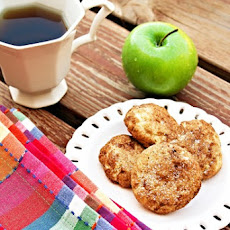 Soft Apple Cinnamon Snickerdoodles