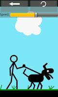Screenshot of Stickdroid Demo