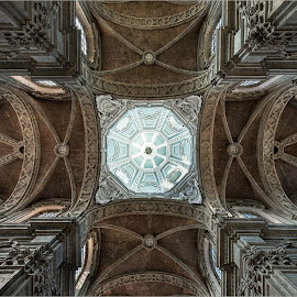 Grimbergen Sint Servaasbasiliek (barok) by Helsen Eddy - Buildings & Architecture Other Interior