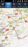 Screenshot of Swiss Coords