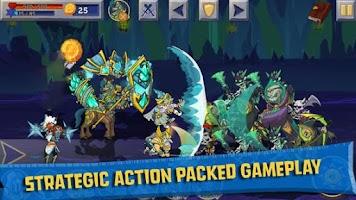 Screenshot of Legendary Wars