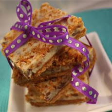 Rich Butterscotch Bars