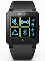 Screenshot of Toggles SmartWatch