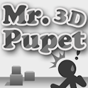 Mr.Pupet 3D(trial) icon