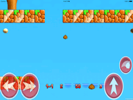 Screenshot of Lep's Flappy World
