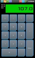 Screenshot of Simple RPN Calculator