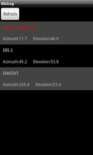 WhatSat - Satellite Explorer