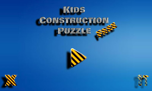 Kids Construction Puzzle Free