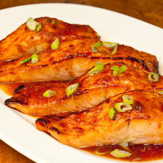 Broiled Salmon Fillets Recipes