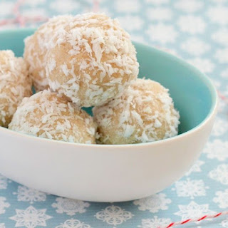 No Bake Coconut Snowball Recipes