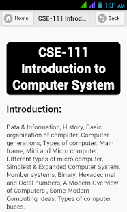 CSE Syllabus (NU) - screenshot