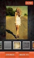 Screenshot of Pic Frames Grunge