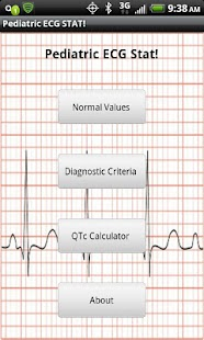Pediatric ECG Stat! - screenshot