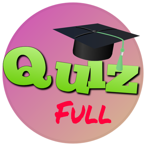Quiz Class Full -Trivia Game LOGO-APP點子