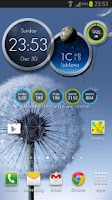 Screenshot of Si.Widget - poraba za Simobil