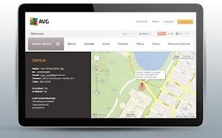 Screenshot of AntiVirus PRO Android Security