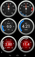Screenshot of TouchScan (OBD Diagnostics)