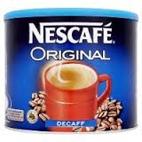 Nescafe Decaff 500g