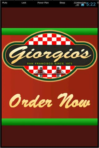 Giorgio's Pizzeria