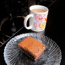 Chai Latte Brownies