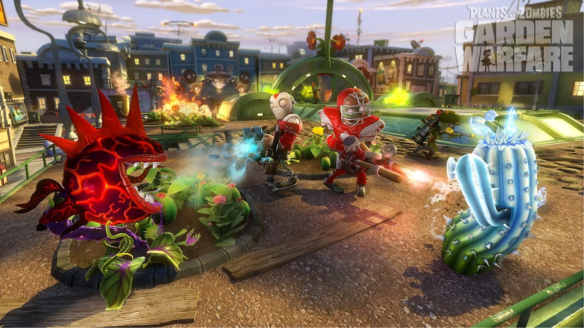 Plants Vs Zombies: Garden Warfare sprouts a release date