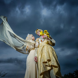 cloudy by Mahadi Anuar - Wedding Other ( wedding malay bride groom )