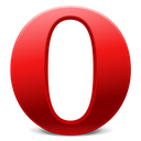 Opera Mini mobile web browser mobile app icon