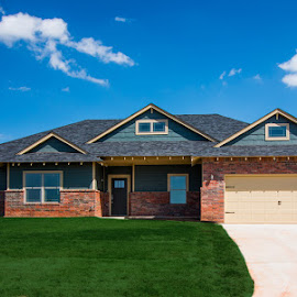 The Eisenhower by Brian Biggs - Buildings & Architecture Homes ( washington, home, oklahoma, copperleaf homes, house )