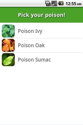 Poison Ivy Free