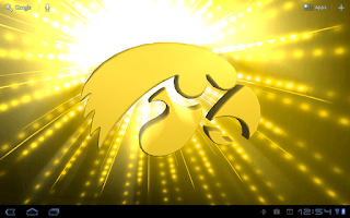 Screenshot of Iowa Hawkeyes LWPs & Tone